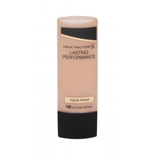 Max Factor Lasting Performance 35 ml jemný tekutý make-up pre ženy 109 Natural Bronze