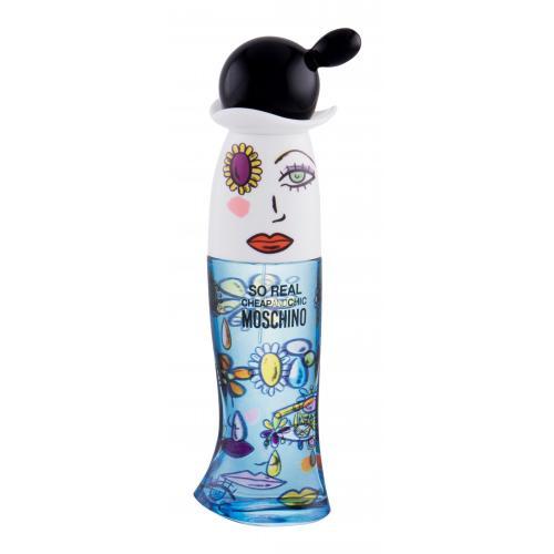 Moschino Cheap And Chic So Real 30 ml toaletná voda pre ženy