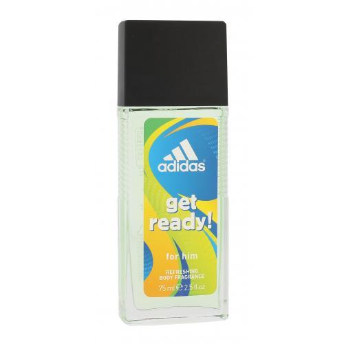 Adidas Get Ready! For Him 75 ml dezodorant deospray pre mužov