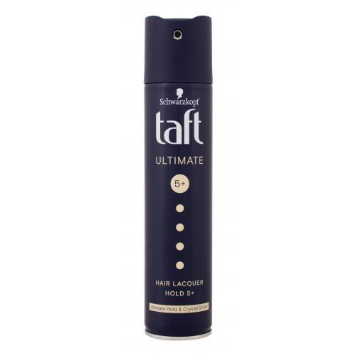 Schwarzkopf Taft Ultimate 250 ml lak na vlasy s najvyšším stupňom fixácie pre ženy