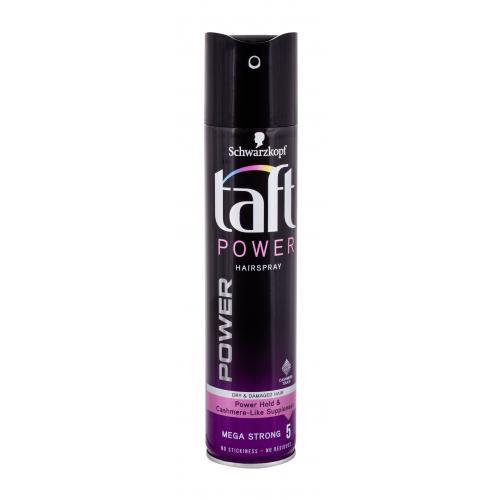 Schwarzkopf Taft Power Cashmere 250 ml lesk na suché a poškodené vlasy. pre ženy