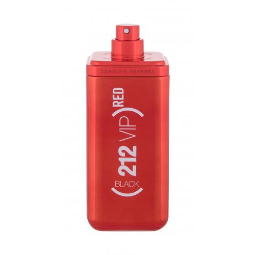 Carolina Herrera 212 VIP Black Red 100 ml parfumovaná voda tester pre mužov