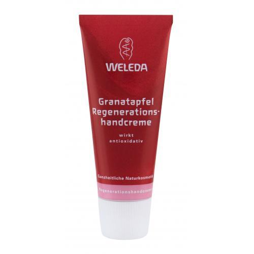 Weleda Pomegranate Regenerating 50 ml regeneračný krém na ruky s granátovým jablkom pre ženy