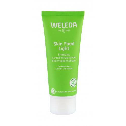 Weleda Skin Food Light Face & Body 75 ml ľahký hydratačný krém na suchú pleť pre ženy