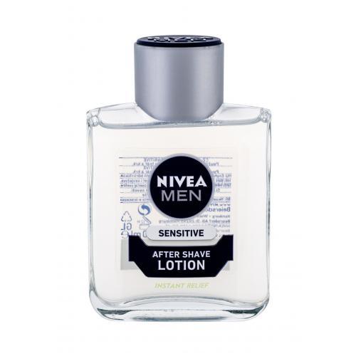 Nivea Men Sensitive 100 ml voda po holení pre podráždenú pleť pre mužov