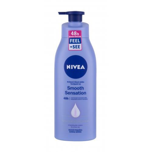 Nivea Smooth Sensation 400 ml hydratačné telové mlieko pre suchú pokožku pre ženy