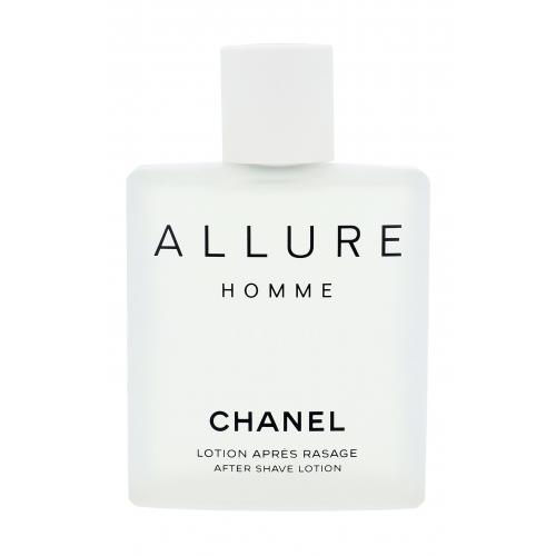 Chanel Allure Homme Edition Blanche 100 ml voda po holení poškodená krabička pre mužov