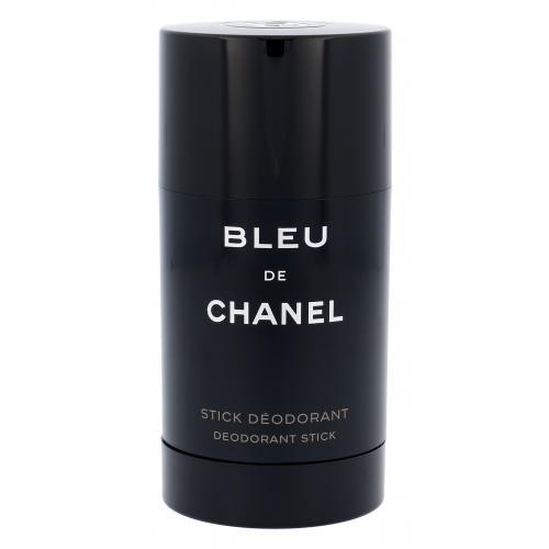 Chanel Bleu de Chanel 75 ml dezodorant poškodená krabička deostick pre mužov