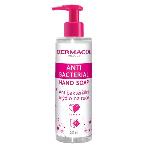 Dermacol Antibacterial 250 ml antibakteriálne mydlo na ruky unisex