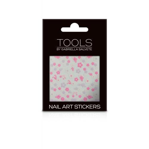 Gabriella Salvete TOOLS Nail Art Stickers 1 ks 3d nálepky na nechty pre ženy 10