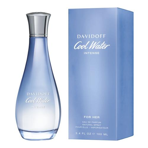 Davidoff Cool Water Intense Woman 100 ml parfumovaná voda pre ženy