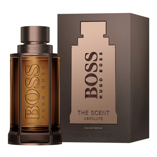 HUGO BOSS Boss The Scent Absolute 100 ml parfumovaná voda pre mužov