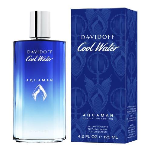 Davidoff Cool Water Aquaman Collector Edition 125 ml toaletná voda pre mužov