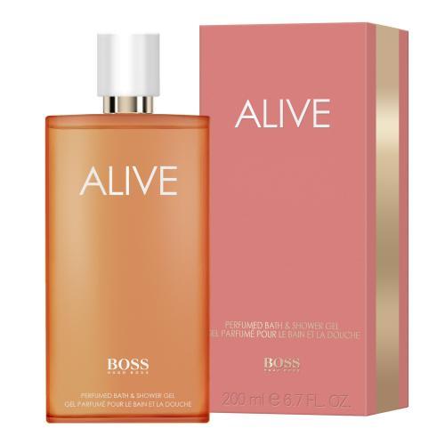 HUGO BOSS Alive 200 ml parfumovaný sprchový gél pre ženy