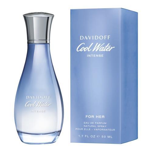 Davidoff Cool Water Intense Woman 50 ml parfumovaná voda pre ženy