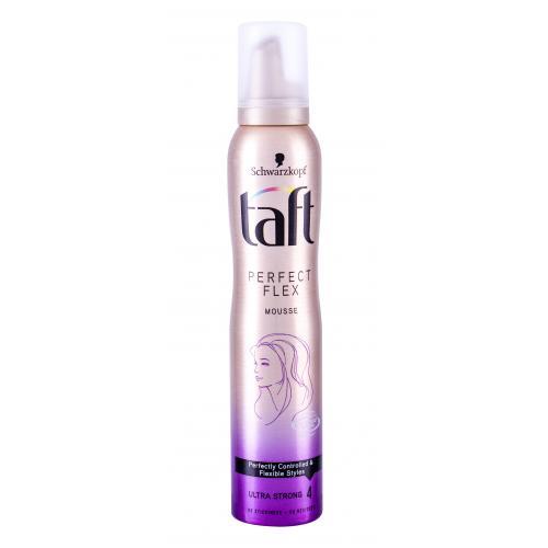 Schwarzkopf Taft Perfect Flex 200 ml penové tužidlo na vlasy pre ženy