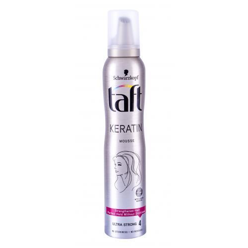 Schwarzkopf Taft Keratin 200 ml penové tužidlo na vlasy pre ženy