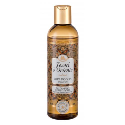 Tesori d´Oriente Argan Oil 250 ml relaxačný sprchový olej s arganovým olejom pre ženy