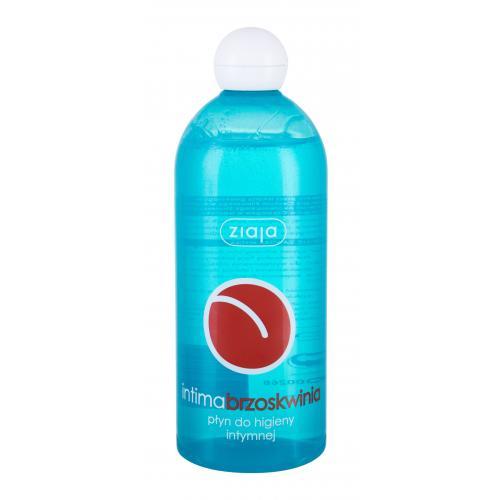 Ziaja Intimate Peach 500 ml sprchový gél na intímnu hygienu pre ženy