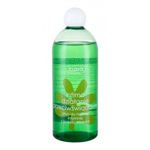 Ziaja Intimate Sage 500 ml čistiaci intímny gél pre ženy