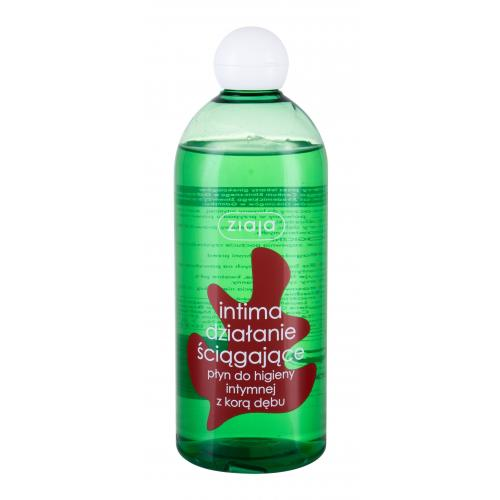 Ziaja Intimate Oak Bark 500 ml čistiaci intímny gél pre ženy