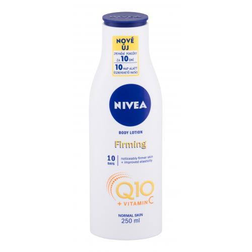 Nivea Q10 + Vitamin C Firming 250 ml spevňujúce telové mlieko na normálnu pokožku pre ženy