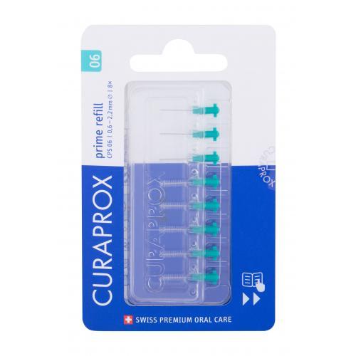 Curaprox Prime Refill CPS 0,6 - 2,2 mm 8 ks náhradné medzizubné kefky unisex