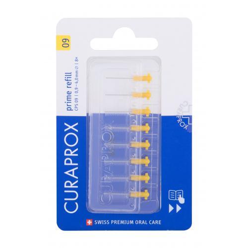 Curaprox Prime Refill CPS 0,9 - 4,0 mm 8 ks náhradné medzizubné kefky unisex