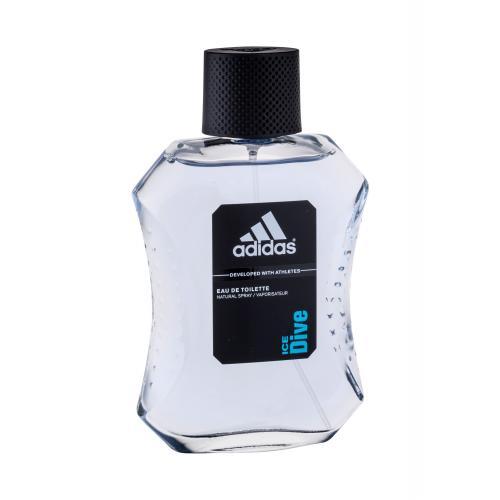Adidas Ice Dive 100 ml toaletná voda poškodená krabička pre mužov