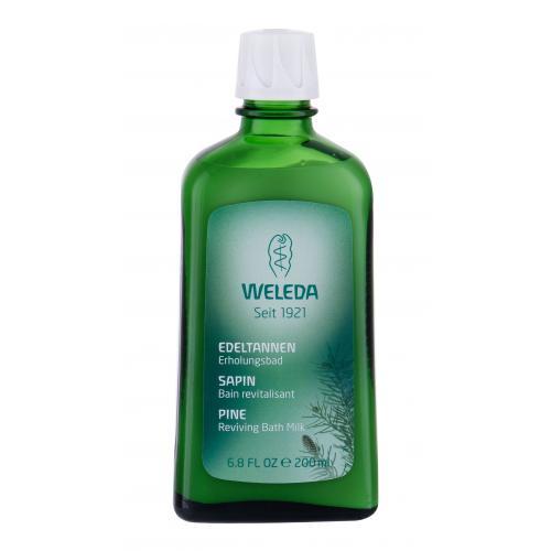 Weleda Pine Bath Milk Reviving 200 ml ihličnanový uvoľňujúci kúpeľ unisex