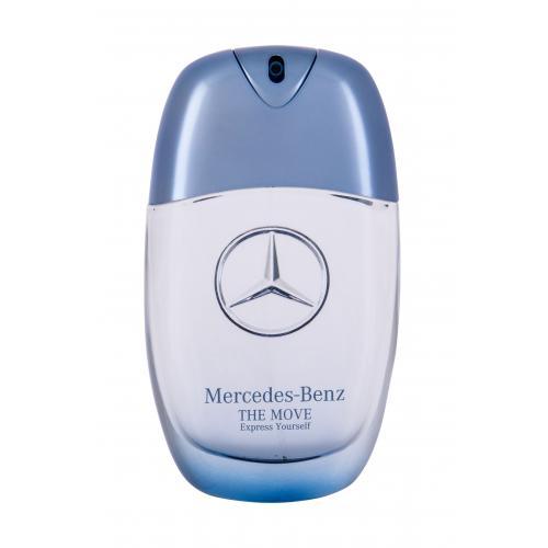 Mercedes-Benz The Move Express Yourself 100 ml toaletná voda pre mužov