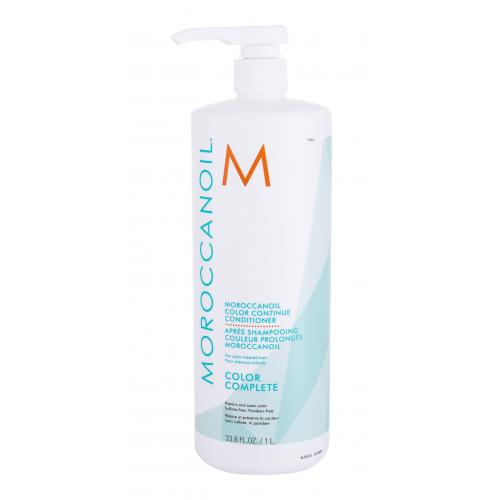Moroccanoil Color Complete 1000 ml kondicionér pre ženy na farbené vlasy; Cruelty free.