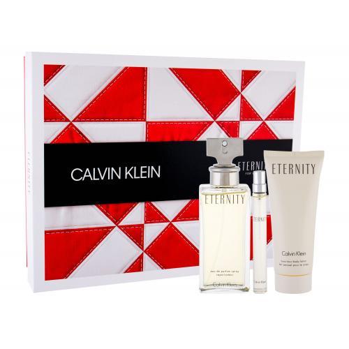 Calvin Klein Eternity 100 ml darčeková kazeta poškodená krabička pre ženy