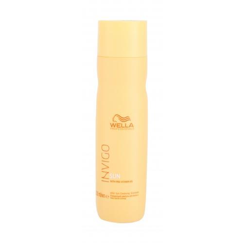 Wella Professionals Invigo Sun After Sun Cleansing 250 ml šampón na vlasy po opaľovaní pre ženy