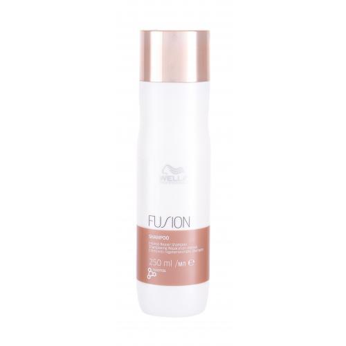 Wella Professionals Fusion 250 ml regeneračný šampón na lámavé vlasy pre ženy