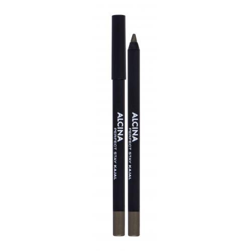 ALCINA Perfect Stay 1 g dlhotrvácna ceruzka na oči pre ženy Olive Green