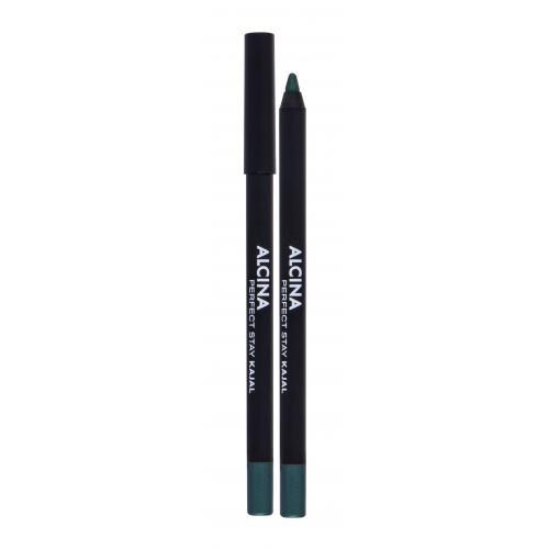 ALCINA Perfect Stay 1 g dlhotrvácna ceruzka na oči pre ženy Dark Green