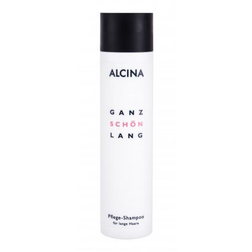 ALCINA Ganz Schön Lang 250 ml vyživujúci šampón na dlhé vlasy pre ženy