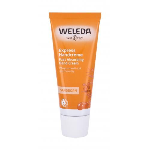 Weleda Sanddorn 50 ml jemný krém na ruky na každodenné použitie pre ženy