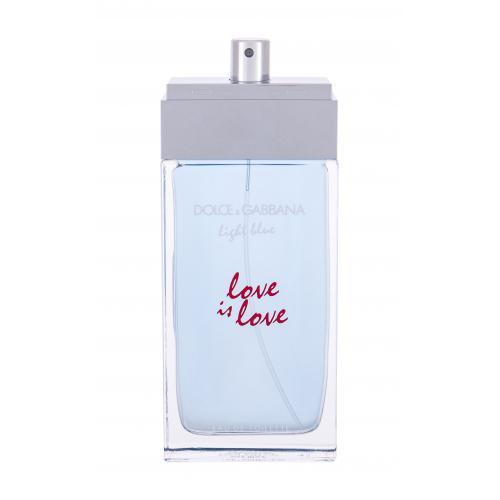 Dolce&Gabbana Light Blue Love Is Love 100 ml toaletná voda tester pre ženy