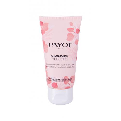 PAYOT Créme Mains Velours Comforting Nourishing Care 75 ml zjemňujúci a hydratačný krém na ruky a nechty pre ženy