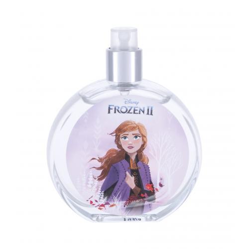 Disney Frozen II Anna 50 ml toaletná voda tester pre deti