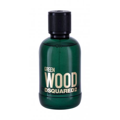 Dsquared2 Green Wood 100 ml toaletná voda pre mužov