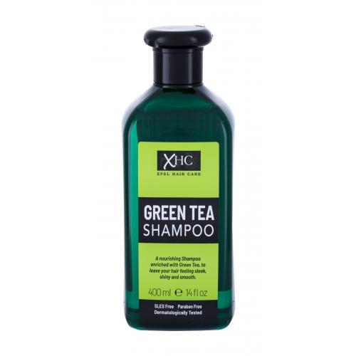 Xpel Green Tea 400 ml šampón pre ženy
