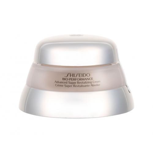 Shiseido BIO-PERFORMANCE Advanced Super Revitalizing Cream 75 ml denný pleťový krém poškodená krabička proti vráskam pre ženy