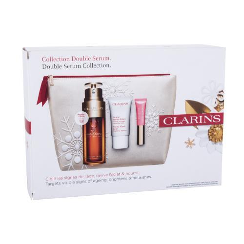 Clarins Double Serum Collection darčeková kazeta darčeková sada.