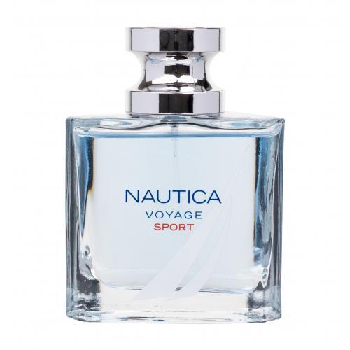 Nautica Voyage Sport 50 ml toaletná voda poškodená krabička pre mužov