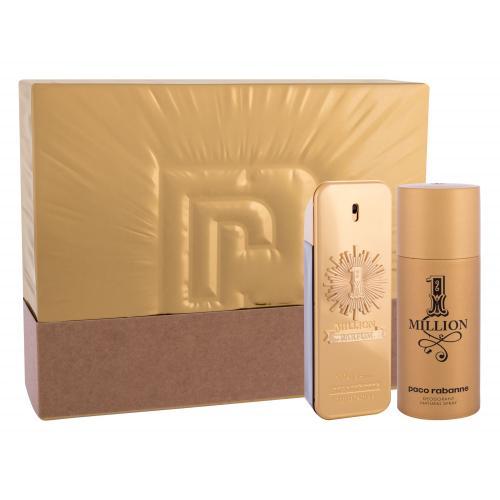 Paco Rabanne 1 Million darčeková kazeta pre mužov parfum 100 ml + dezodorant 150 ml