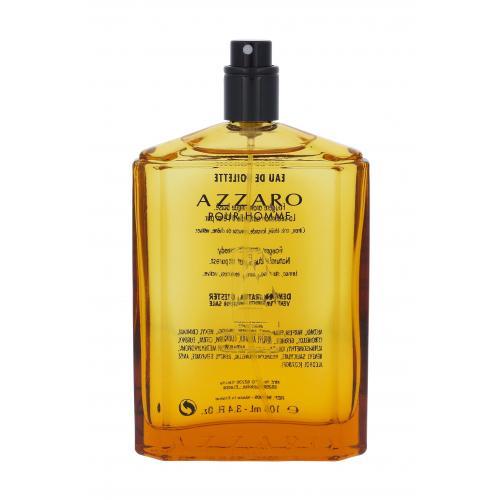 Azzaro Azzaro Pour Homme 100 ml toaletná voda Naplniteľný tester pre mužov