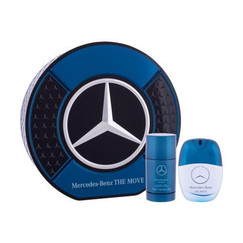 Mercedes-Benz The Move darčeková kazeta pre mužov toaletná voda 60 ml + deostick 75 g